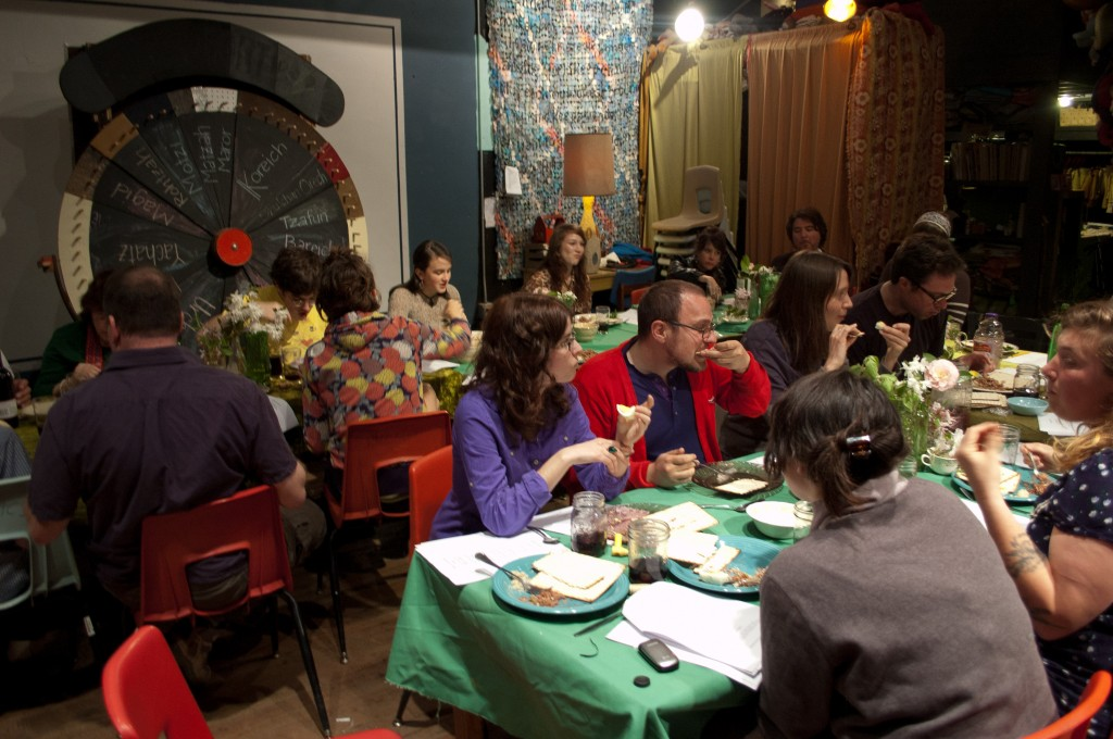Elsewhere Seder: Occupy Passover